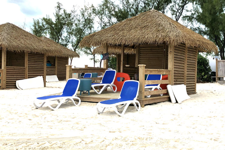 Cococay Cabana