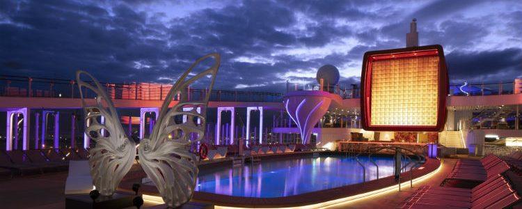 Resort Deck - Celebrity Apex