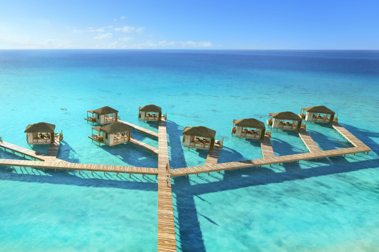 Coco Beach Floating Cabanas