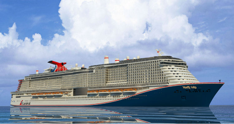 Mardi Gras - Carnival Cruise Line