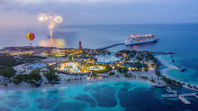 Late night stays at CocoCay