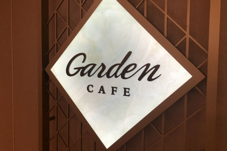 Garden Cafe - Nonrwegian Encore