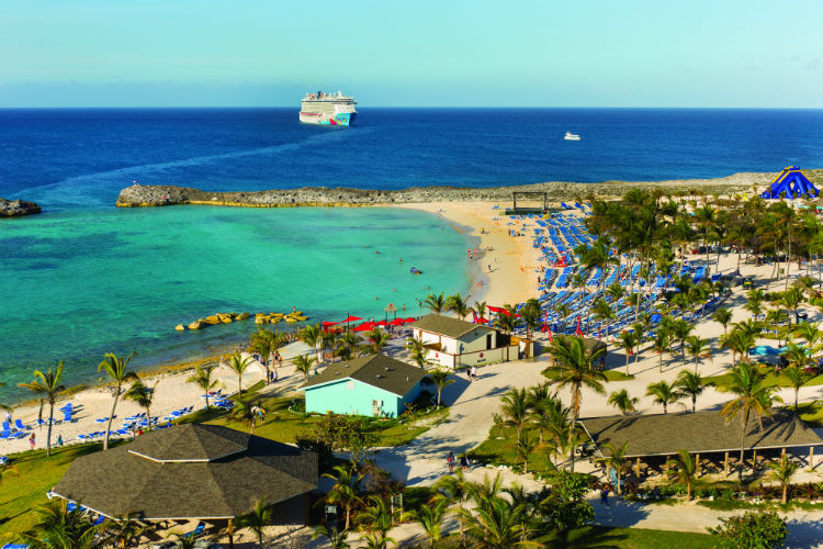 Great Stirrup Caye - Norwegian Cruise Line