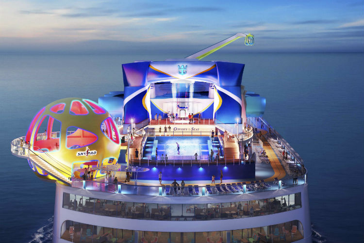 Odyssey of the Seas - Royal Caribbean