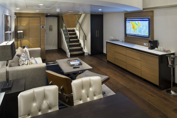 Sky Loft Suite - Royal Caribbean
