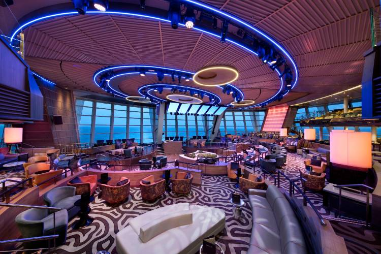 Two70 Cafe - Lounge- Anthem of the Seas