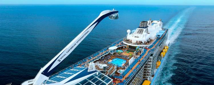 Anthem of the Seas - North Star