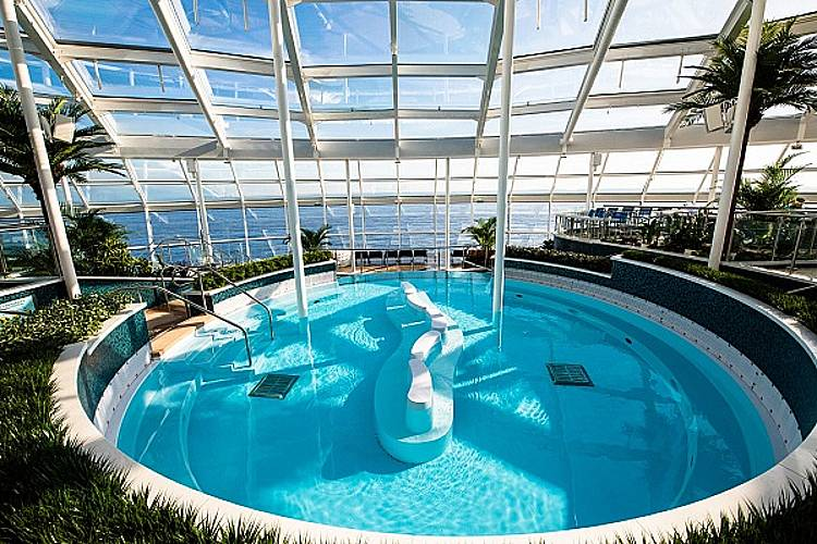 Anthem of the Seas - Solarium