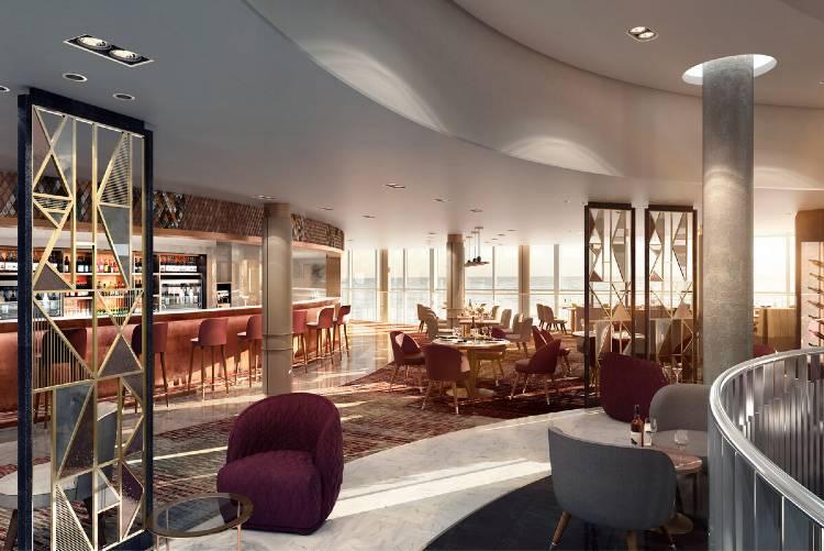 Glass House - Iona - P&O Cruises