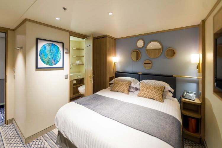 Inside Cabin - P&O Cruises