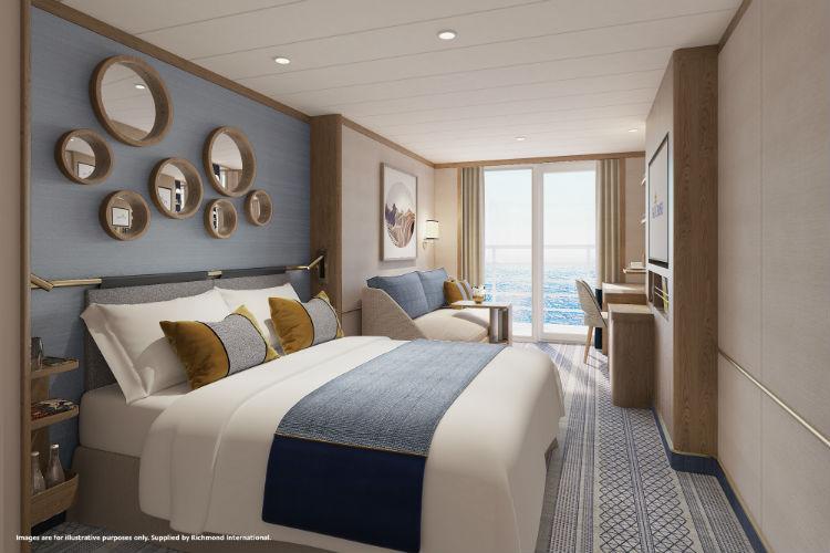 Balcony - P&O Cruises