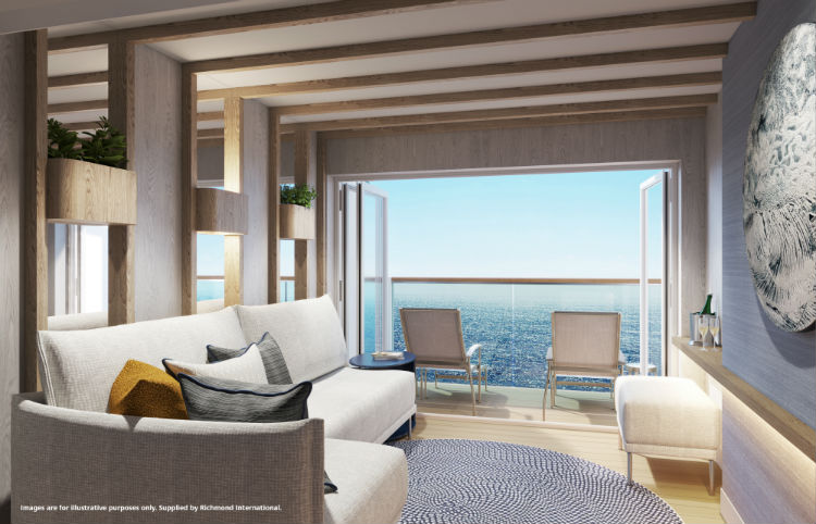 Conservatory Mini-suites - P&O Cruises
