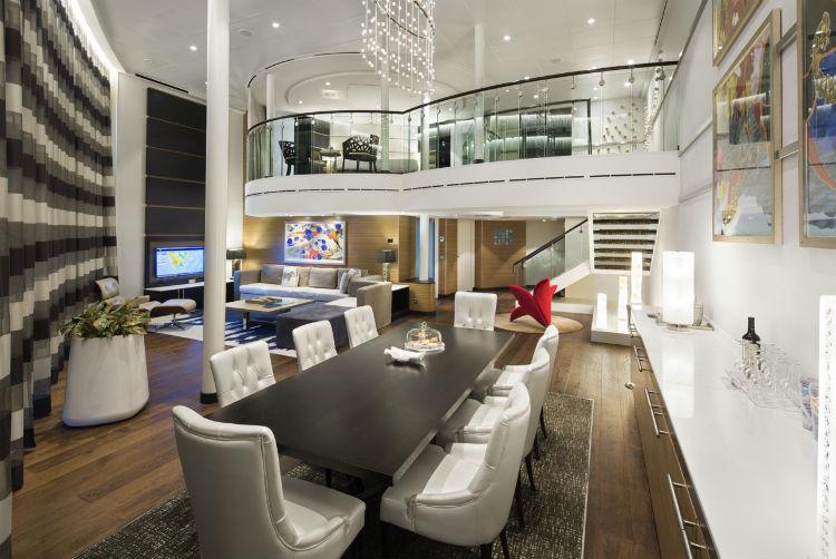Royal Suite - Royal Caribbean
