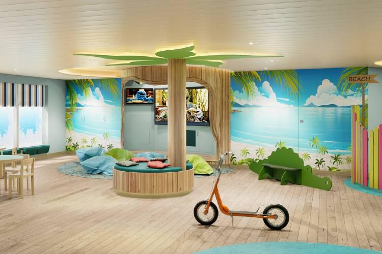 Surfers - Iona - Kids' Club