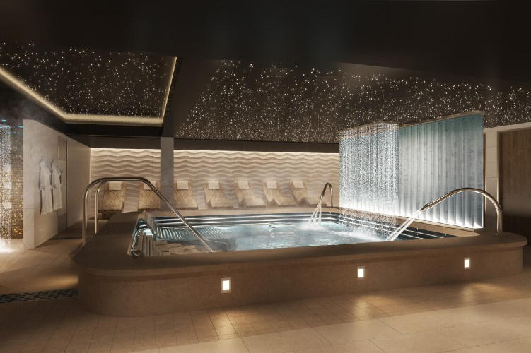 The Spa - Thermal Suite - Iona