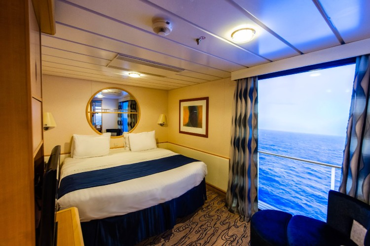 Virtual Balcony - Anthem of the Seas