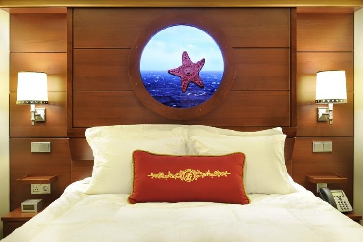 Magical Porthole - Disney Cruise