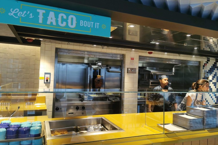 Taco Station - The Galley