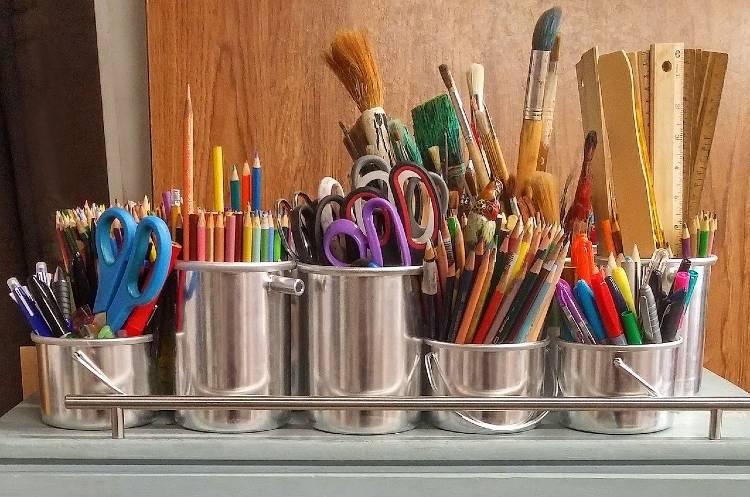 Art supplies - hobby