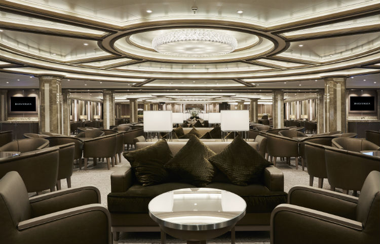 Silversea - Dining Venue