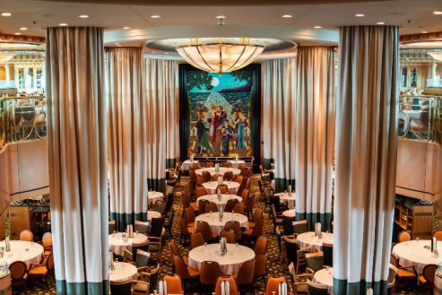 Main Dining Room - Jewel of the Seas