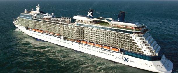Celebrity Solstice Cruises