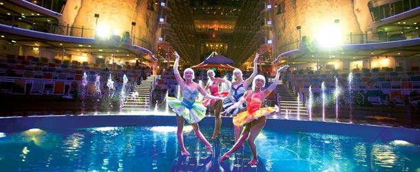 Cruise entertainment