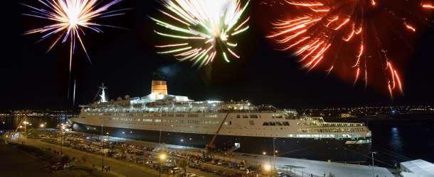 Cruise ship godmothers