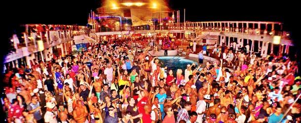 Music cruises