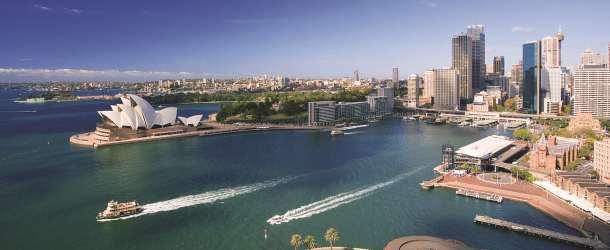 Cruises to Sydney