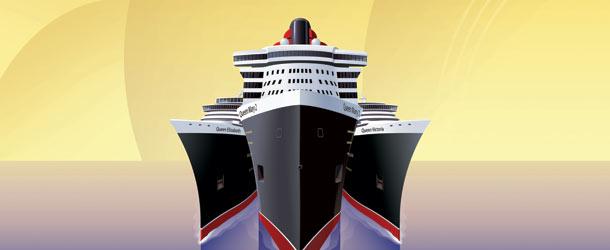 cunard ships
