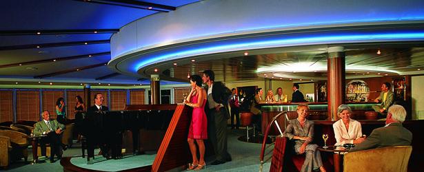 Regent Observation Lounge luxury cruises