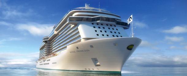 Royal Princess cruises