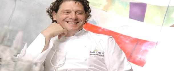 Celebrity chef cruises