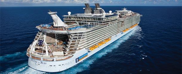 Allure of the Seas – Royal Caribbean International