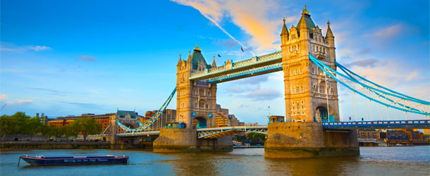 Top 10 sights in London