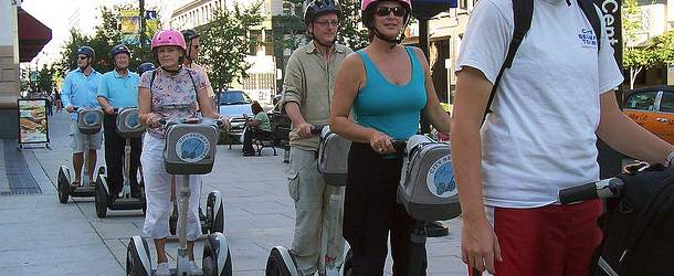 Segway Cruise Excursions by runneralan2004