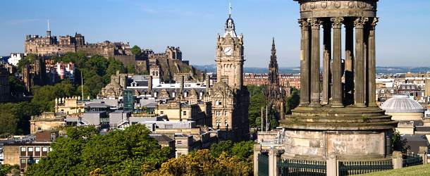 Edinburtgh UNESCO World Heritage Site