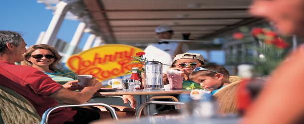 Dream cruise holiday