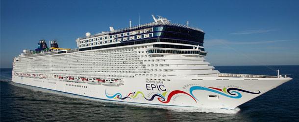 Norwegian Cruise Line competition
