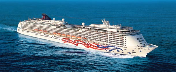 Pride of America Cruises