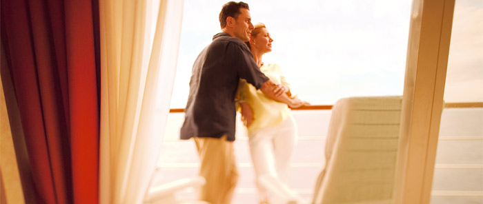 Royal Caribbean balcony staterooms