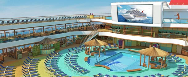 Great value Carnival cruises