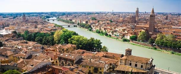 Cruises to Verona