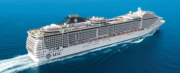MSC free cruise competition