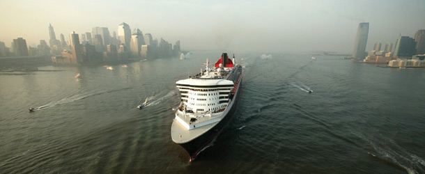 Queen Mary 2 rescue