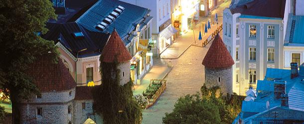 Cruises to Tallinn