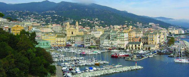Cruises to Corsica