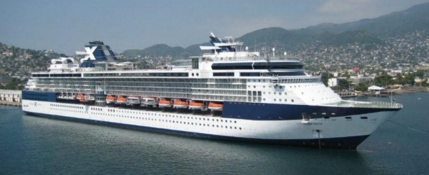 Celebrity Cruises' Celebrity Infinity
