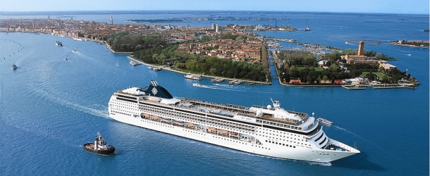 MSC Cruises' Grand Voyages